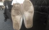 『艾彩原创』品尝173美眉超级原味棉袜脏脏帆布鞋底 ac170519